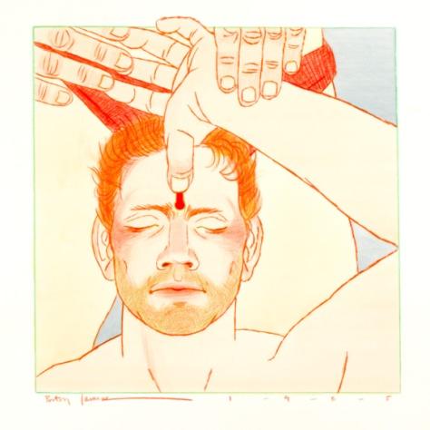 #101: The Forehead Mark, Betysy James