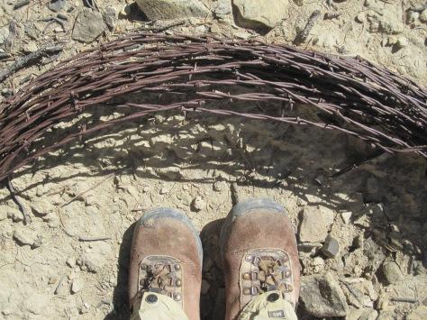 Boots Cebolla barbwire